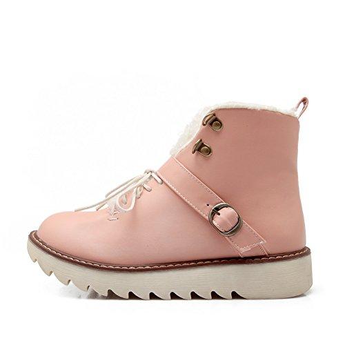 1TO9 - Botas de nieve mujer Rosa