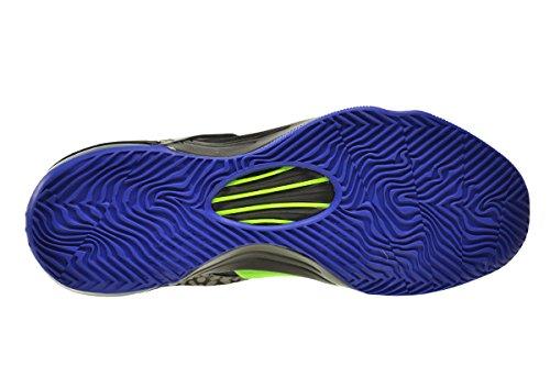 Nike Mens KD VII Thunderbolt Basketball Shoes Metallic Pewter/Flash Lime-anthracite-lyon Blue 8meZ6xhtM