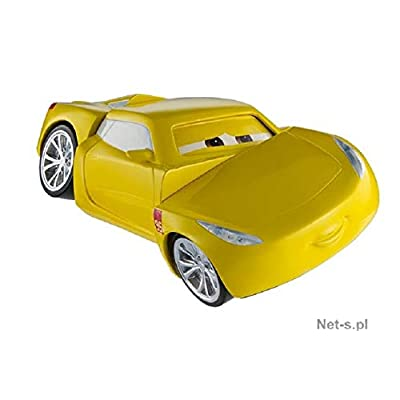 Disney Pixar Cars 3: Race & Reck' Lightning McQueen Vehicle: Toys & Games