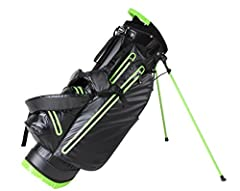 For those that love to golf - even in the rain! For those who head out to the course and don't care what the weather is like. For the resilient few, undeterred by wet grass and splashing puddles, this waterproof golf bag was customized with y...