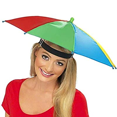 Umbrella Hat Binmer Women Men Novelty Foldable Golf Fishing Camping Fancy Umbrella Sun Hat