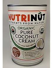 NUTRINUT Organic Coconut Cream, 400ml