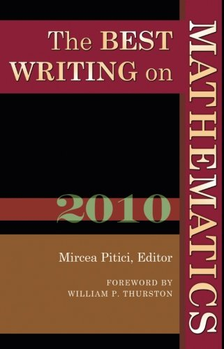 The Best Writing on Mathematics 2010 (The Best Writing On Mathematics)