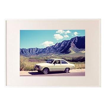 Honovi Montagne De Voiture Classic Cars Photos Vintage Art Mural