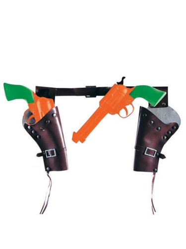Cowboy Costumes Holster (Toy Cowboy Guns and Holster)