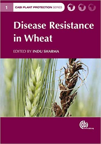Disease Resistance in Wheat: 01 CABI Plant Protection Series ...