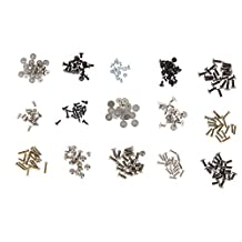 TTnight 300pcs Screws Box Set for Universal Laptop PC Computer Repair Dell HP Lenovo Asus Acer Toshiba Samsung