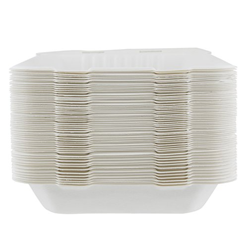 Houseables Takeout Containers, to Go Box, Restaurant Take