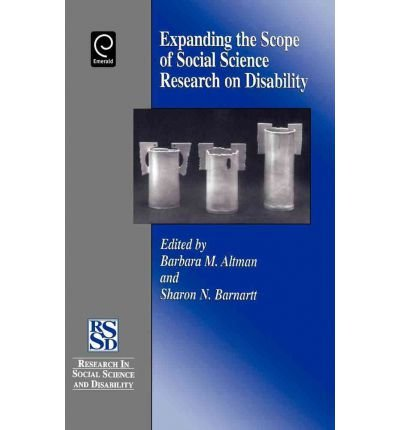 Download [(Expanding the Scope of Social Science Research on Disability )] [Author: Barbara Mandell Altman] [Dec-2000] PDF