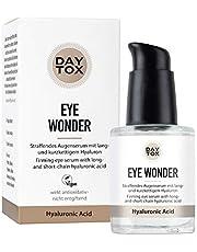DAYTOX - Eye Wonder - Verstevigend Hyaluron oogserum, hoog gedoseerd met onmiddellijk effect - Veganistisch, Zonder Siliconen, Made in Germany - 30 ml