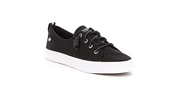 Mujeres Crest Vibe Washed Linen Black Oxford IuBQDf