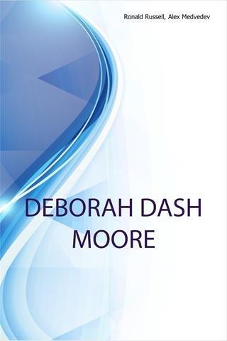 Deborah Dash Moore, Director, Frankel Center for Judaic Studies at University of Michigan pdf