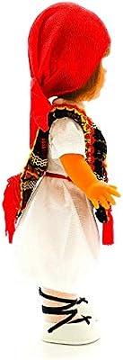 Amazon.es: Folk Artesanía Muñeco Regional colección 25 cm Vestido típico Valenciano o Fallero Fallas Valencia España.: Juguetes y juegos