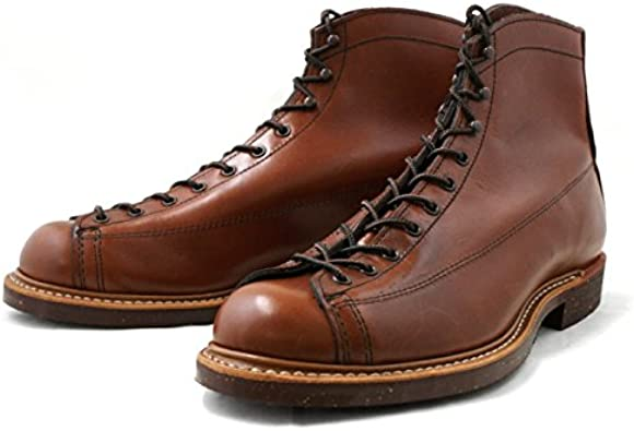 Red Wing 2996 Lineman Boots Wide Panel