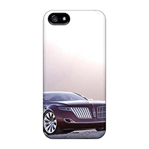 Premium Lincoln Mkr Concept Heavy-duty Protection Cases For Iphone 5/5s