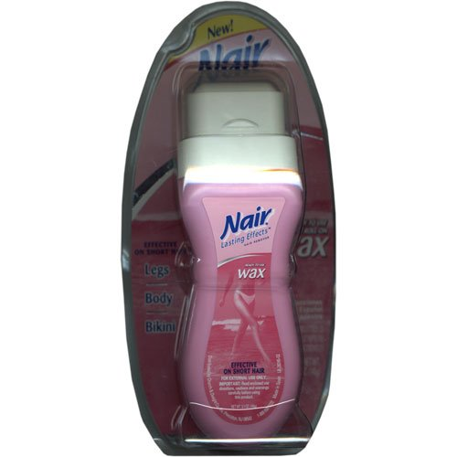 Nair Ready-To-Use Roll-On Wax 5.1 oz.
