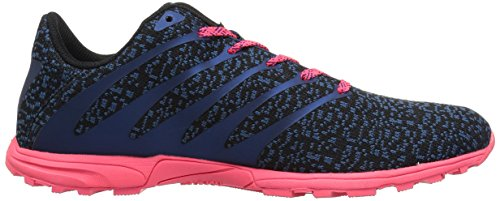 inov-8 Women's F-Lite 195 CL (W) Cross-Trainer-Shoes, Blue/Pink, 9.5 a US by inov-8 (Image #7)