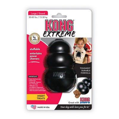 Pet Essentials Kong Extreme jouet Grand Chien Noir [E95362] [Édition Poetae Novi]