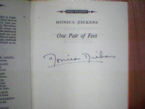 One Pair of Feet [SIGNED] -