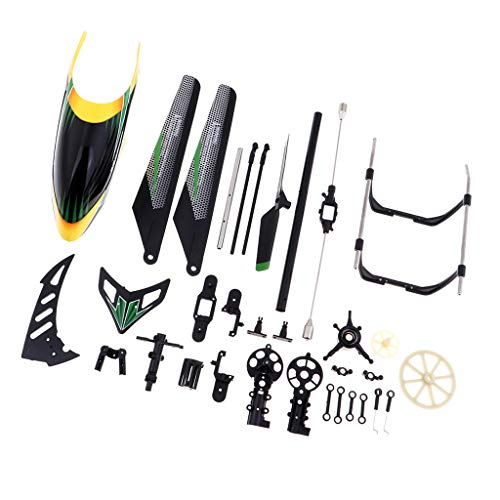 Fityle 2.4Ghz RC Helicopter 18 in 1 Body Parts Set for sale  Delivered anywhere in USA