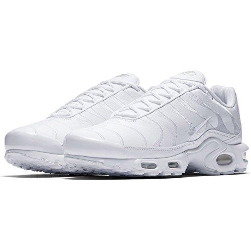 Men Air NIKE Shoes White White 's Plus Running Multicolour Max 100 White qdSEwS