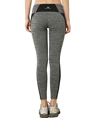 9191ff0082 Welcos Yoga Pants Seamless Leggings