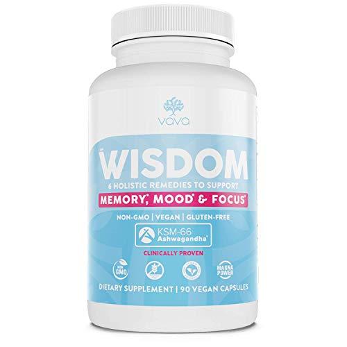 VAVA Stimulant Free Formula Support Anxiety product image