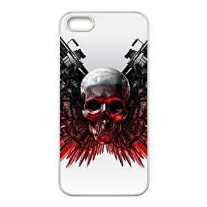 Expendables iPhone 4 4s Cell Phone Case White O6657588