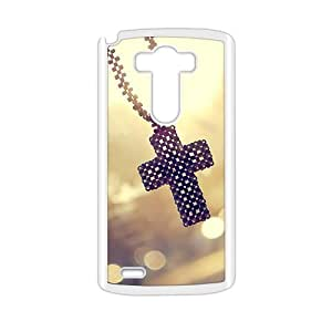 Necklace Fashion Personalized Clear Cell Phone Case For LG G3