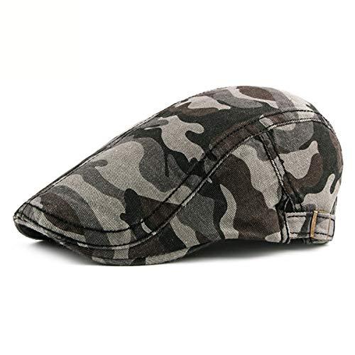 Sombrero de al Sombreros algodón de los Beray qin de Camuflaje Gorra de D hat de Sombrero Aire Sol Sombrero de Hombres A GLLH Libre Ocio 6xEwqUq