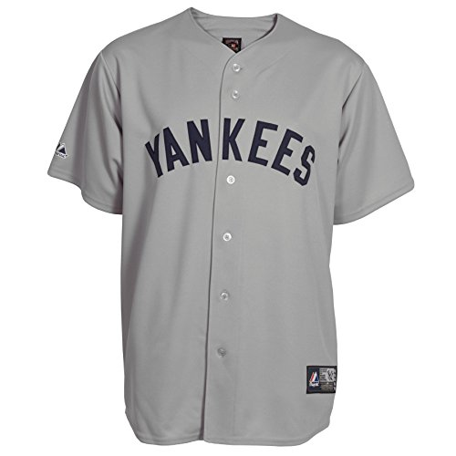 Majestic Road Baseball Jersey - 2