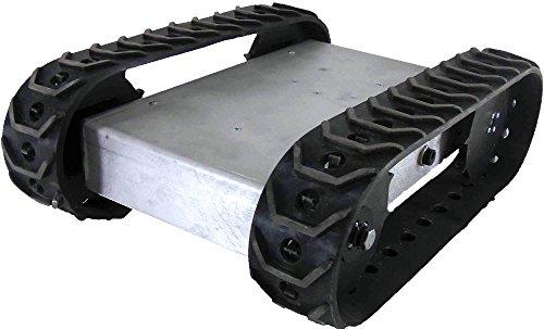 SuperDroid Robots MLT-JR Tracked Robot Platform by SuperDroid Robots