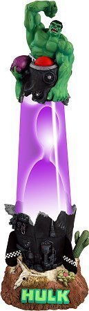 Marvel - Hulk Lava Lamp