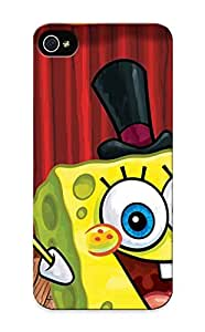 Snap-on Case Designed For Iphone 5/5s- Art Body Collection Pongebob