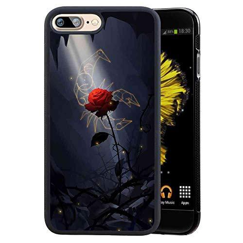 - Scorpio Cell Phone Case Compatible iPhone 7 Plus (2016)/iPhone 8 Plus (2017) 5.5