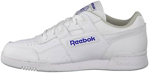 Reebok Workout Plus Scarpe de Ginnastica Basse Ragazzi