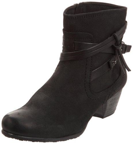 1 schwarz Nero Tamaris Uni 007 25305 1 black 29 Donna Stivali 4SxSq5w