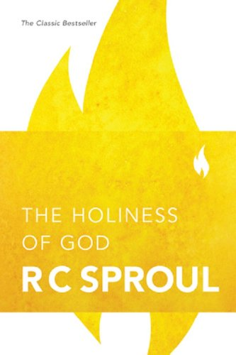 The Holiness of God cover