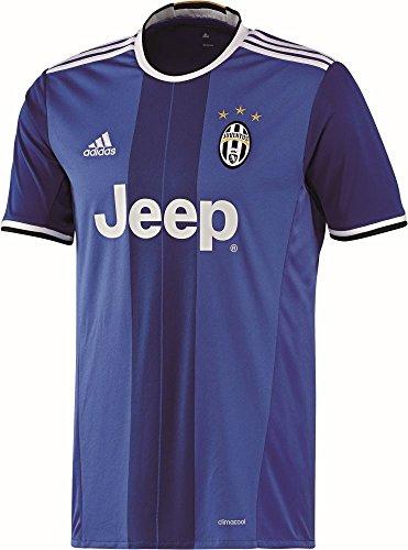 adidas Performance Mens Juventus Football Away Jersey - L