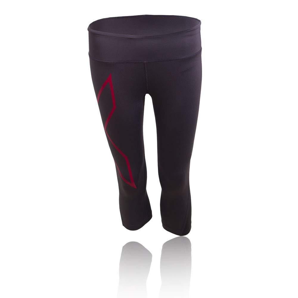 2XU Pantaloni Mid-Rise Compression 3//4 aderenti donna