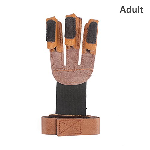 Youth Leather Glove - 1