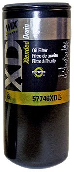 WIX Filters - 57746XD Heavy Duty Spin-On Lube Filter, Pack of 1 by Wix
