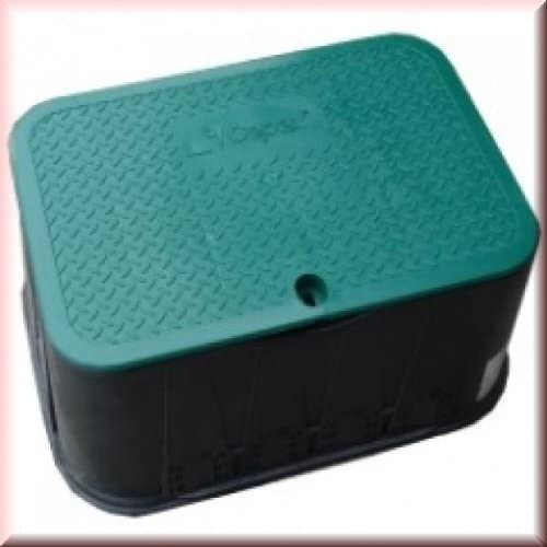 Fluidra 02675 - Arqueta rectang. con tapa de cierre mediante tornillo: Amazon.es: Bricolaje y herramientas