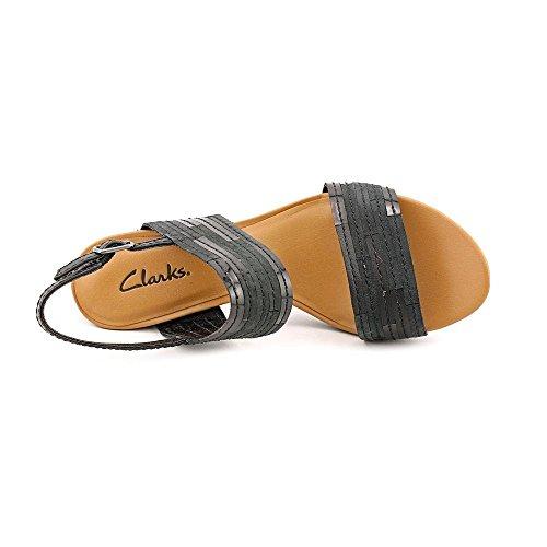 Clarks Kvinna Jaelyn Lisa Pump Svart Läder