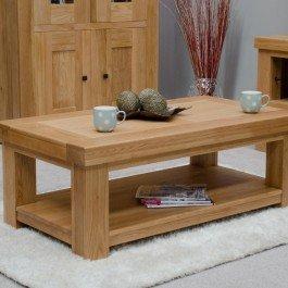 Homestyle GB Bordeaux Oak Coffee Table Amazoncouk Kitchen Home - Bordeaux coffee table