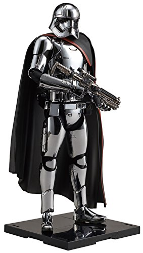 Star Wars The Force Awakens Captain Phasma 1/12 Scale Model Kit