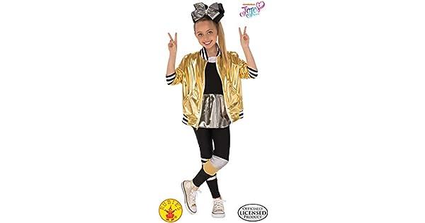 Amazon.com: Rubies JoJo Siwa - Disfraz de bailarina para ...