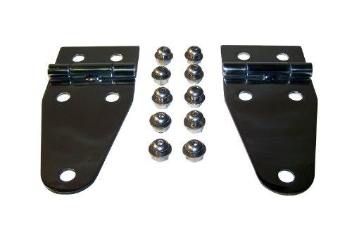 Crown Automotive 488402 Stainless Steel Hood Hinge