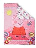 Peppa Pig Adoreable Toddler Bed Set, Pink