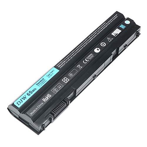 DJW 6CELL Laptop T54FJ Battery for Dell Latitude E5420 E5430 E5530 E6420 E6430 E6520 E6530,Dell Inspiron 4420 5420 5425 7420 7520 4720 5720 7720 ()